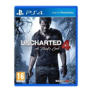 UNCHARTED4 THIEF'S END (PS4)